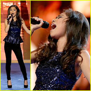 Jessica Sanchez: DNC Performance - Watch Now!