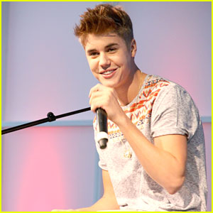 Justin Bieber: Frankfurt Airport Concert