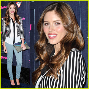 Kayla Ewell: People StyleWatch Denim Party Pretty