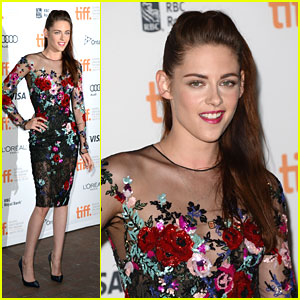 Kristen Stewart: 'On The Road' at TIFF 2012