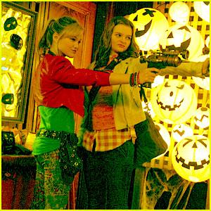 Olivia Holt: 'Girl Vs. Monster' Premieres October 12th!
