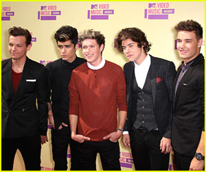 One Direction: Best Pop Video Award Winners at MTV VMAs!