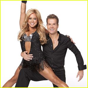 Sabrina Bryan & Louis van Amstel: 'Dancing With The Stars: All-Stars' Promo Pics!