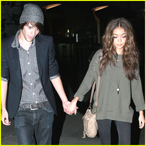 Sarah Hyland & Matt Prokop: 'Pitch Perfect' Pair