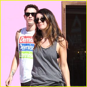 Shenae Grimes & Josh Beech: Paul Smith Pair