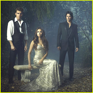 'The Vampire Diaries': First Promo Pic &#038; Preview!