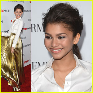 Zendaya: Teen Vogue Young Hollywood Party