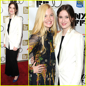 Alice Englert: 'Ginger & Rosa' Premiere at NYFF