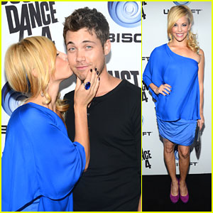 Drew Seeley & Amy Paffrath: Just Dance Duo
