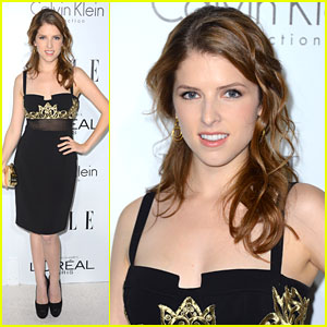 Anna Kendrick: Elle Women in Hollywood Event