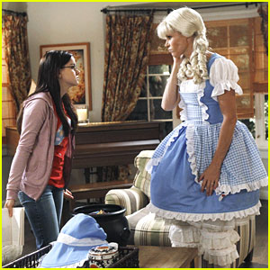 Ariel Winter: 'Open House of Horrors' on Modern Family