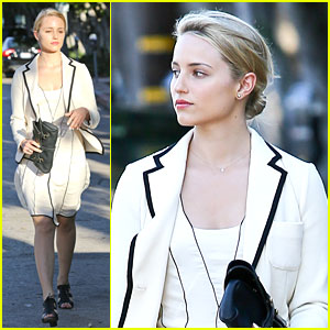 Dianna Agron: 'Glee' Return Soon?