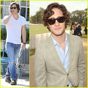 Diego Boneta: 'Rock of Ages' on DVD Tomorrow!