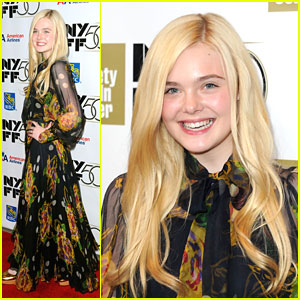 Elle Fanning: 'Ginger & Rosa' at NYFF