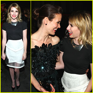 Emma Roberts: 'American Horror Story' After Party