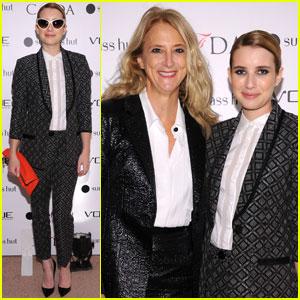 Emma Roberts: Nanette Lepore's Fashion Muse!