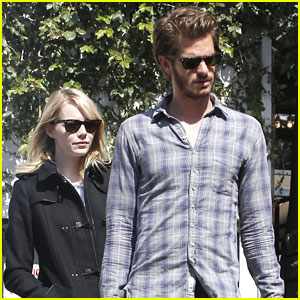 Emma Stone & Andrew Garfield: Book Soup Sweeties