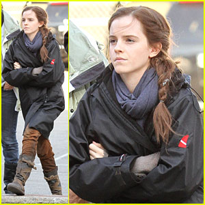 Emma Watson as Ila in 'Noah' - First Look!