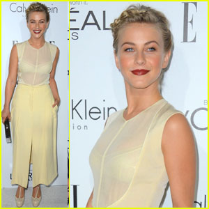 Julianne Hough: Elle Women In Hollywood Braided Beauty