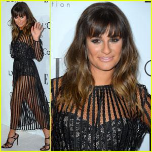 Lea Michele: Elle Women In Hollywood Celebration