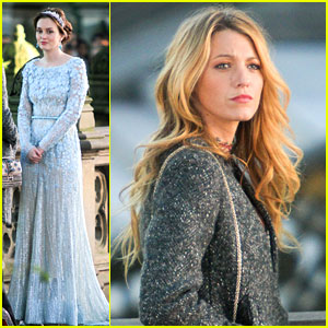 Leighton Meester: 'Gossip Girl' is Ending 'At a Beautiful, Perfect Time'