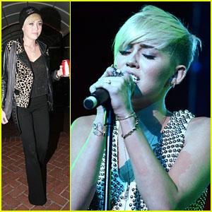 Miley Cyrus: Coca-Cola Cutie
