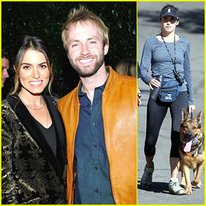 Nikki Reed: 7 For All Mankind Dinner Hostess