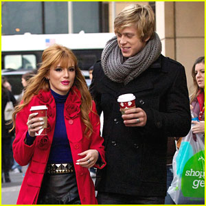 Bella Thorne & Tristan Klier: Chicago Couple