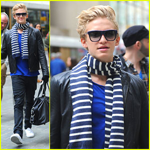 Cody Simpson: 'Wish You Were Here' on Today Show