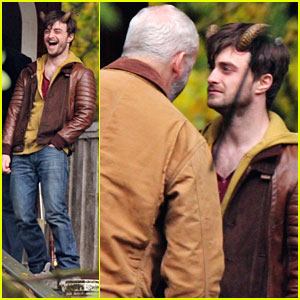 Daniel Radcliffe: 'Murderer Is A Hard Word To