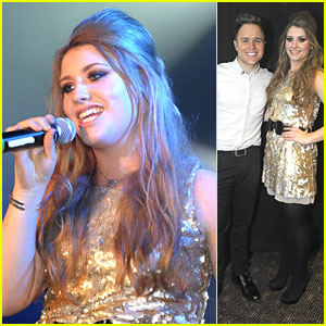 Ella Henderson Performs at G-A-Y in London