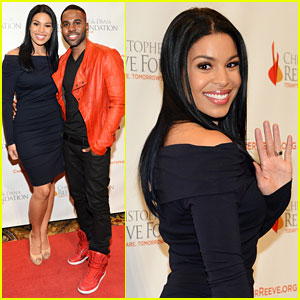 Jordin Sparks: 'A Magical Evening' with Jason Derulo!