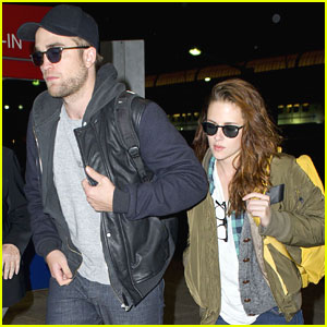 Kristen Stewart & Robert Pattinson: Back in NYC