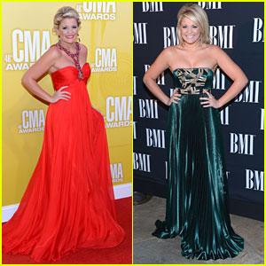 Lauren Alaina - CMA Awards 2012
