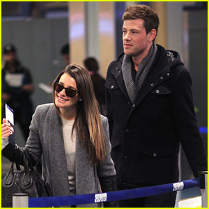 Lea Michele &#038; Cory Monteith: Weekend in Whistler