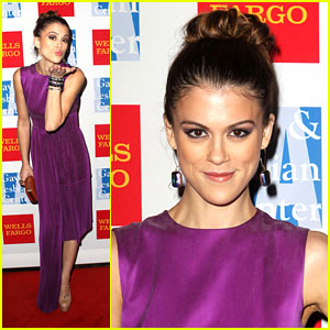 Lindsey Shaw: L.A. Gay & Lesbian Center Auction!