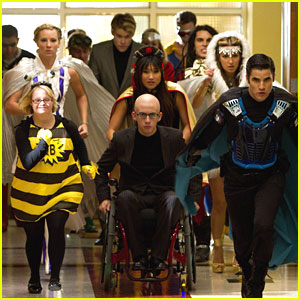 Glee: New Directions to the Rescue!