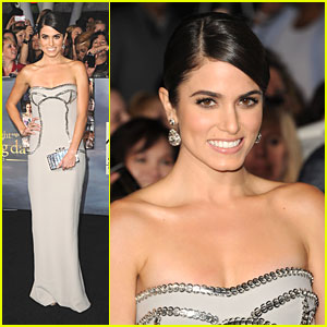 Nikki Reed: 'The Twilight Saga: Breaking Dawn Part 2' Premiere