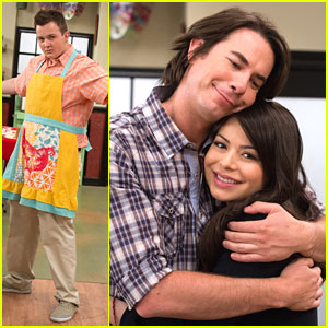 Miranda Cosgrove Busts a Thief on 'iCarly'