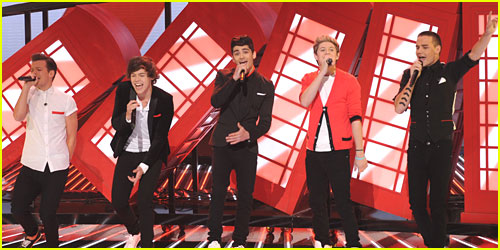 One Direction on 'X Factor USA' - Watch Their Performances!