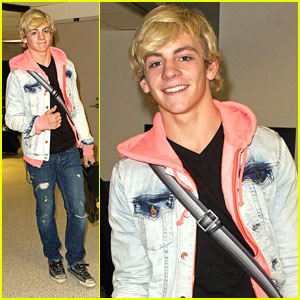 Ross Lynch: Back From Mexico!