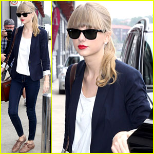 Taylor Swift: 'I Knew You Were Trouble' Performance on Today - WATCH NOW!
