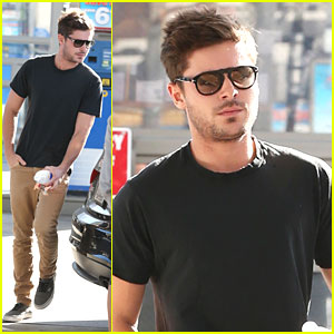 Zac Efron: Nominated For People's Choice Award!