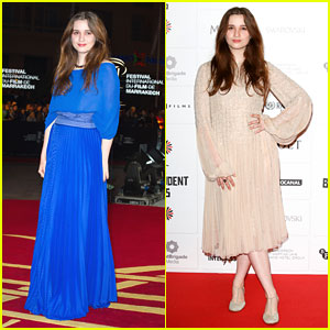 Alice Englert: Moet British Independent Film Awards 2012