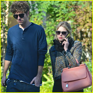 Ashley Benson: Toast Los Angeles Lunch with Ryan Good!