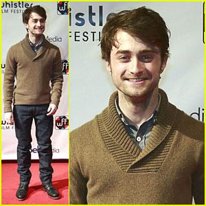 Daniel Radcliffe: Whistler Film Festival Q&A