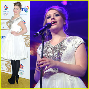 Ella Henderson: British Olympic Ball Performer