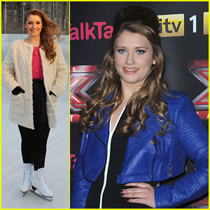 Ella Henderson: Christmas Catwalk On Ice