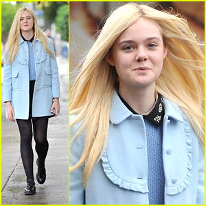 Elle Fanning on Choosing Movie Roles: 'You Have To Think It's Fun'