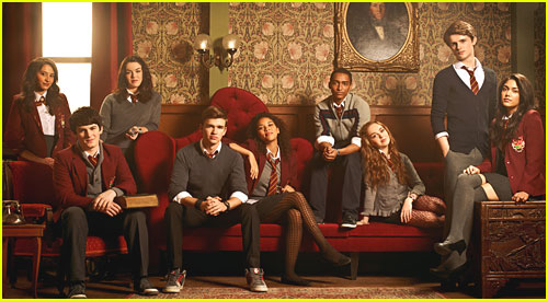 'House of Anubis' Season Three Premieres January 3rd!